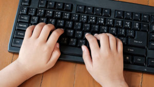 Searsol after school touch typing classes