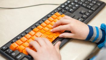 How long does it take to learn to touch type?