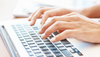 How to speed up your typing skills?