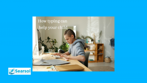 Does your child have poor handwriting speed? How can typing help?