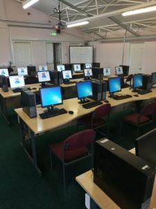 Darrara College Computer Lab, Clonakilty, Co. Cork